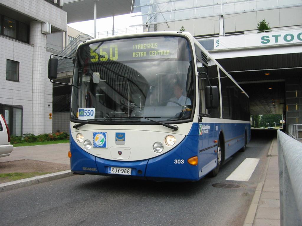 Linjaauto pituus