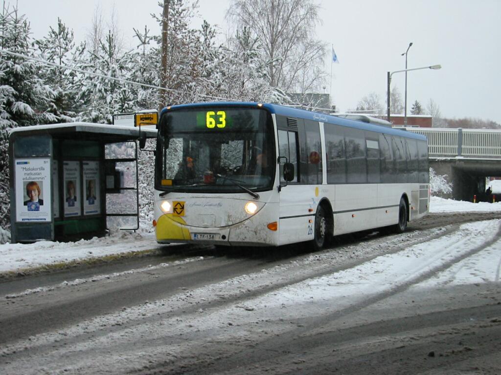 Bussi Helsinki Lahti