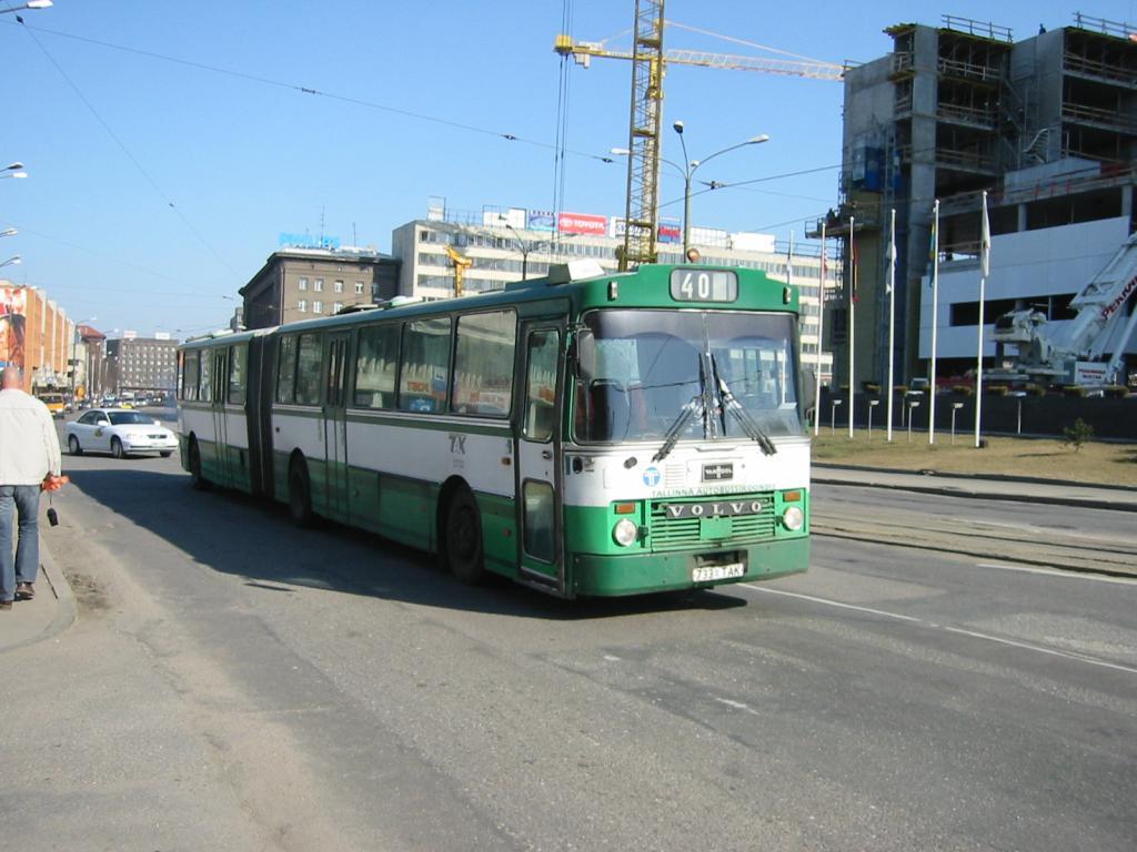 Tallinnan Bussit